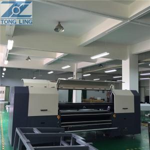 Wholesale Belt Type Digital Fabric Inkjet Printer 1.8m Digital Printing Equipment from china suppliers