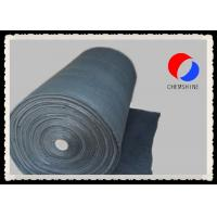 Wholesale Flexible Carbon Fiber Felt Low Ash Content PAN Based 6MM Thickness For Vacuum Furnace from china suppliers