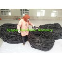 Quality Small EPDM Rubber Extrusion Line 20-40 Cubic Meter For Air Conditioner Insulation Foam Pipe for sale