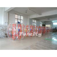 Wholesale Adult PVC / TPU Body Zorb Ball 1.0MM Thickness With 1.5m And 1.8m Diameter from china suppliers