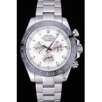 Wholesale Rolex Cosmograph Daytona White Dial Stainless Steel Bracelet rl470 Crideit card payment from china suppliers