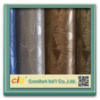 Wholesale Multicolor Printing Pvc Artificial Leather for Furniture Decorative from china suppliers
