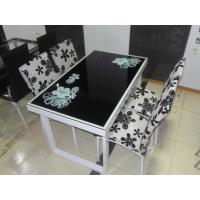 Buy cheap Colored Tempered Glass Table Top from wholesalers