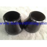 Wholesale Black Reducer Pipe Fitting ASTM A234 WP5 / WP9 / WP11 / WP12 / WP22 / WP91 from china suppliers