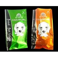 Wholesale Flexible 11.3 kg value pack Dog Food Bag , Customizable size Plastic Packaging Bag from china suppliers