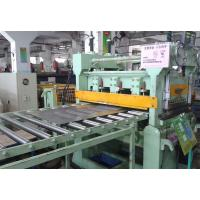 Wholesale 0.3 - 3mm Simple Galvanized Steel Slitting Lines , High Speed Cut To Length Machine from china suppliers