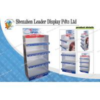 Wholesale 2 Shelves Cardboard Point Of Purchase Displays For Books / Magazine from china suppliers