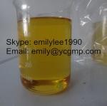CAS 58-22-0 Anabolic Testosterone Steroid Hormone Raws Source TEST Base Oil