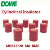 Buy cheap MNS busbar polymer insulator post insulator from wholesalers