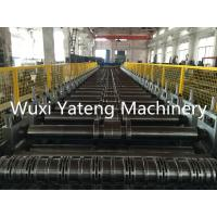 Wholesale High Stability Shutter Door Roll Forming Machine 45 #Steel Material 22KW Main Power from china suppliers