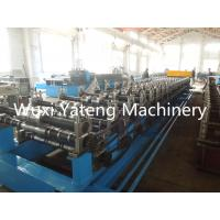 Wholesale Automatic Double Deck Roll Forming Machine Steel Roll Former Chain Transmission from china suppliers