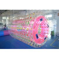 Wholesale Inflatable Water Roller , Walk On Water Ball For Water Park Or Pool from china suppliers