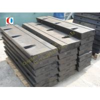 Wholesale Solid Durable Dock Black Boat Fenders UHMW-PE For Oil Terminal from china suppliers