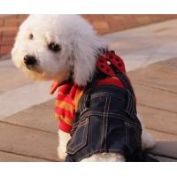 Buy cheap 100% Polyester Otterhound / Harrier Jumpsuits Personalized Dog Winter Warm Clothes And Puppy Apparel from wholesalers