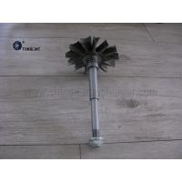 Wholesale KTR130 6502-52-5410 Turbo Turbine Wheel  Turbine Shaft Rotor for EngineD155 from china suppliers