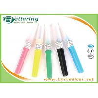 Wholesale Pen Shape Disposable Medical Sterile Vacuum Blood Collection Needle Blood sampling needle blood collector from china suppliers
