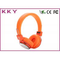 Wholesale On Ear & Headband Bluetooth 3.0 Headset DJ Headphone with Sleek Design and Comfortable Fit from china suppliers