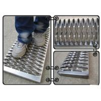 Wholesale galvanized perforated metal grating from china suppliers