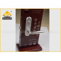 Wholesale Adjustable Italian Wood Interior Door Silent Door Handle Lock Noise Elimination from china suppliers