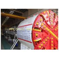 Wholesale Inclined Shaft TBM , Coal Lane TBM Deployed to cut inclined tunnels from china suppliers