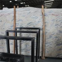 Wholesale Decorative Apollo Marble Stone Slab / Gray Marble Slab No Radiation from china suppliers