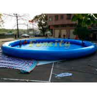 Quality Customized Size Kids Inflatable Giant Water Park Game On Land With Long Crocodile for sale