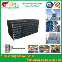 Wholesale Power Plant CFB Boiler Economizer Tubes / Economizer Heat Exchanger from china suppliers