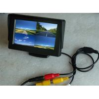 Wholesale Portable TFT Car Using 4.3 Inch CCTV LCD Monitor AV Inputs DC 12V from china suppliers
