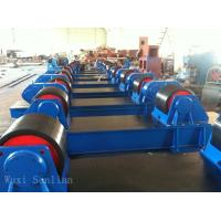 Wholesale Vessel Pipe Welding Rotator Turning Roll For Automatic Welding Of Metal Cylinder from china suppliers