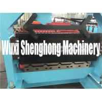 Wholesale Roof Panel Double Layer Roll Forming Machine With 7 Inch Color Touch Screen from china suppliers