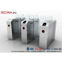 Wholesale Barcode Cargo Door Waist Height Turnstiles Turnstile Barrier Gate Electric Access Control Turnstile With CE approved from china suppliers