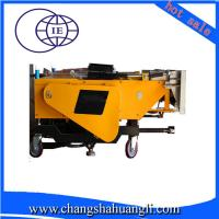 Wholesale Cement/Mortar/Lime/Gypsum Wall Plastering Machine from china suppliers