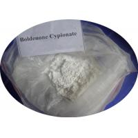 Wholesale MF C26H38O3 Boldenone Cypionate Raw Steroid Powders for Weight Losses 106505-90-2 from china suppliers