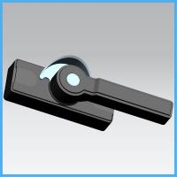 Wholesale Black CS lock for window from china suppliers