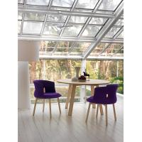Modern Wooden Design Cappellini Peg Chair By Nendo High End Hotel Furniture