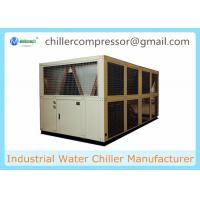 Wholesale Siemens PLC Control 110 tons Air Cooled Water Chiller with Variable Water Pumps from china suppliers