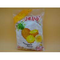 Wholesale Pineapple Flavor Original Fresh Chewy Milk Candy With Fruit Jelly Red Color from china suppliers