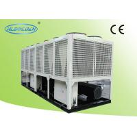 Wholesale Hot Water Air Sourced Heat Pump Air Cooled Chilled Water System from china suppliers