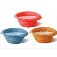 Wholesale Portable Durable Silicone Bowl 28 Oz Food Grade Folding Silicone Dog Bowl For Drinking from china suppliers