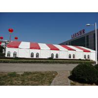 Wholesale Second Hand Tent Outdoor Double PVC Rooftop Red for Wedding / Celebration from china suppliers
