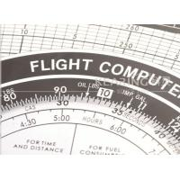 Wholesale Multi Metal Aviation Slide Rule for Flight Training School Students / Flight Computer KNMP-1 from china suppliers