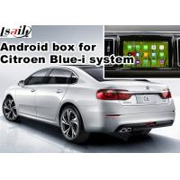 Wholesale Android 5.1 4.4 Car Navigation Box For 2016 Citroen C6 With Youtube Waze Rear View with video interface Etc from china suppliers