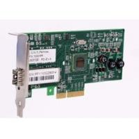 Wholesale Dual-Port SFP Slots *2 IEEE802.3 Network Intel Ethernet Pcie Gigabit Card from china suppliers
