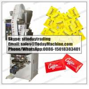 Wholesale sugar sachet filling machine/sugar packing machine/sachet packaging machine from china suppliers
