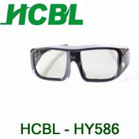 Wholesale Simple Infrared / Bluetooth Active 3D TV Glasses For SAMSUNG / Changhong / Panasonic from china suppliers