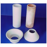 Wholesale High Temperature 95% ~ 99% AL2O3 Aluminum Oxide Alumina Ceramic Tubes For Engineering from china suppliers