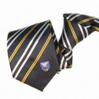 Wholesale Promotional Tie, Made of 100% Polyester, Available in Various Styles and Colors from china suppliers
