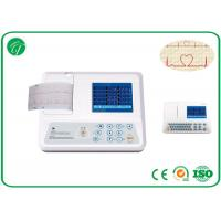 Wholesale Adjustable Parameters Single Channel Ecg Machine With 12 Leads Ni-Mh Battery from china suppliers