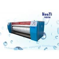 Quality Steam / Electric Heating Stainlee Steel Roller Ironing machiine Ironer Equipment for sale