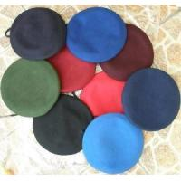 Wholesale Wool Beret Cap (LJ-N60) from china suppliers
